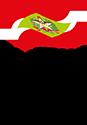 Bandeira Estado de Santa Catarina